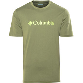 Columbia CSC Basic Logo - T-shirt manches courtes Homme - olive